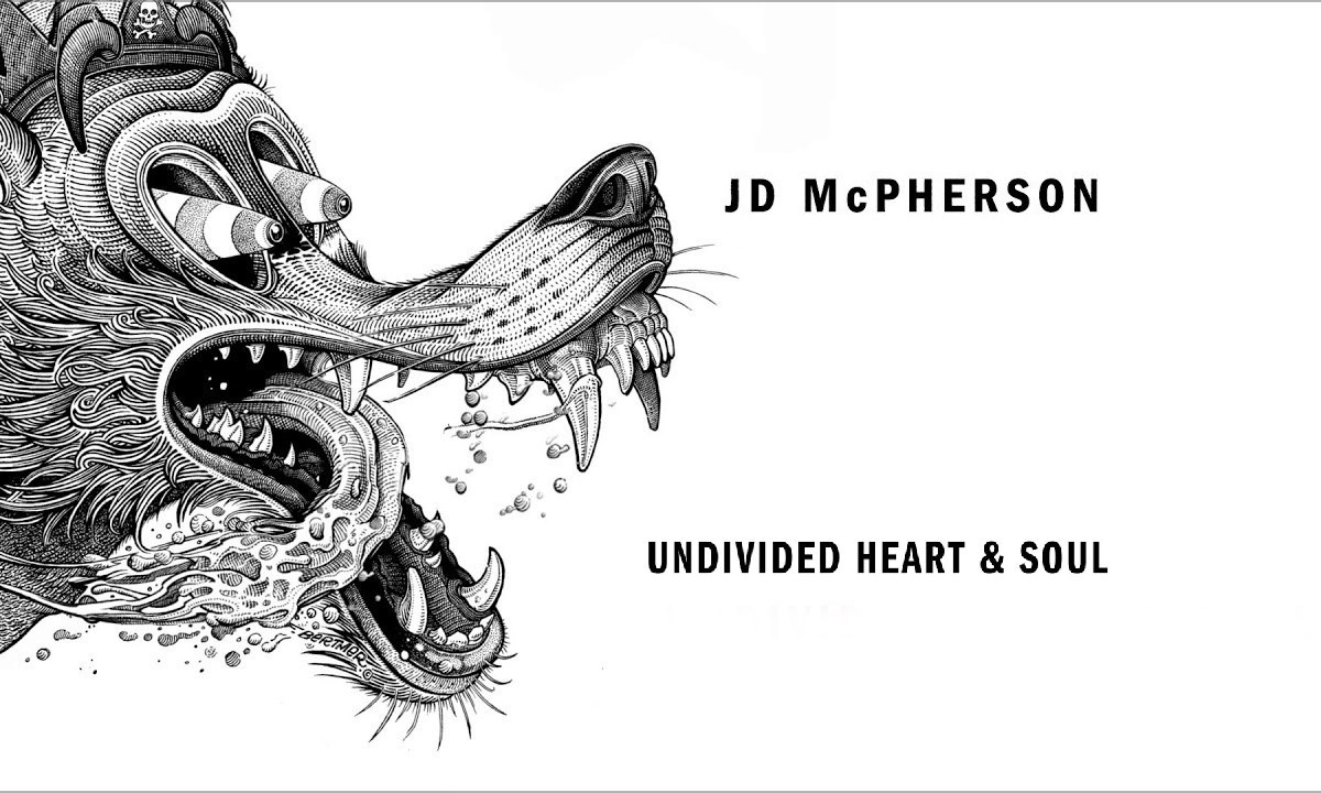 J.D McPerson Undivided Heart & Soul