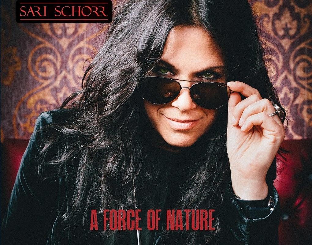 Sari Schorr A Force of Nature