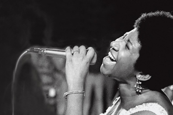 Aretha Kranklin Queen of Soul