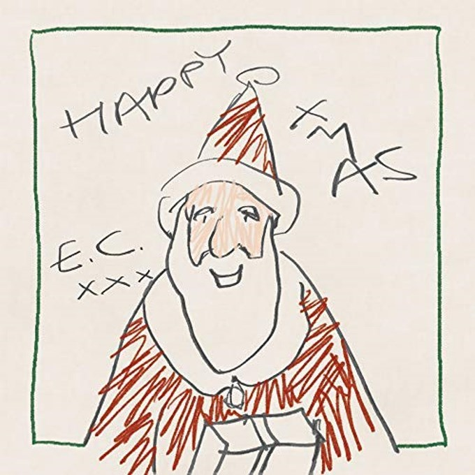 Eric Clapton - Happy X-Mas