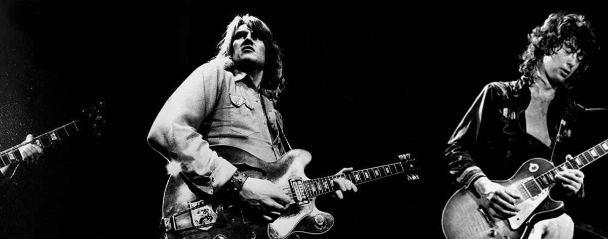 Les guitares Gibson de retour!