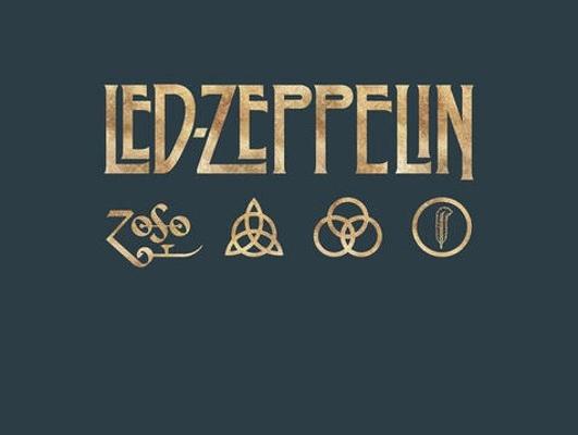 Led Zeppelin le livre