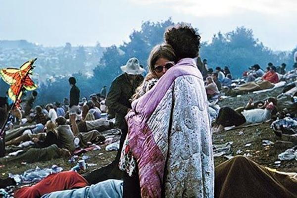 Buck Uzzle Woodstock